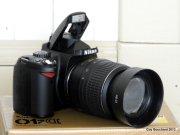 Nikon D40 à vendree