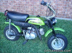 KawasakiKV75