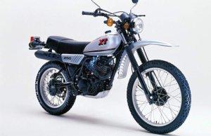 Yamaha XT250 80  1
