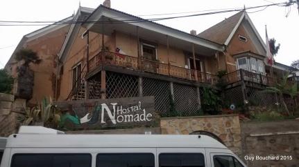 Mon auberge de Coquimbo