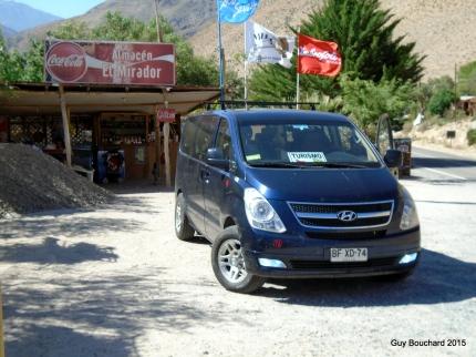 La toujours confortable et efficace fourgonnette Hyundai H1