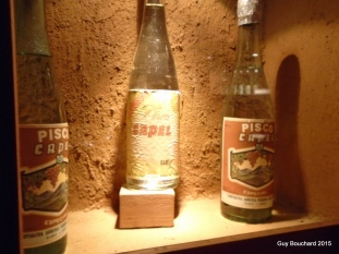La coopérative de production de Pisco Capel