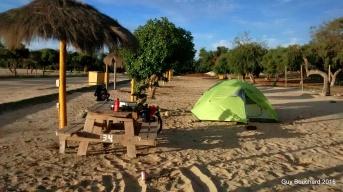 Au Camping Ripipal de Tongoy