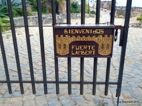 Le fort Lambert de Coquimbo